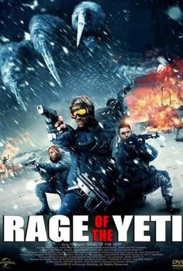 Постер фильма Гнев Йети (2011)
