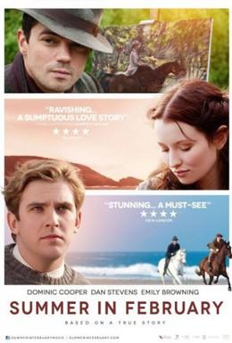 Постер фильма Лето в феврале (2013)