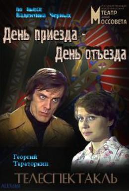 Постер фильма День приезда – день отъезда (1978)
