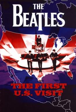 Постер фильма 'Битлз': Первый визит в США (1991)