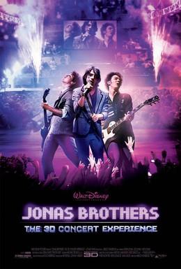 Постер фильма Концерт братьев Джонас (2009)