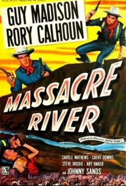 Постер фильма Смертельная река (1949)