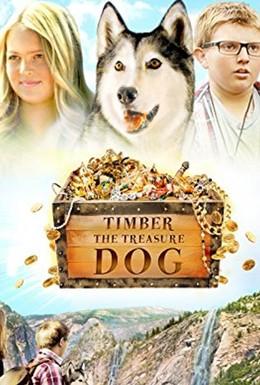 Постер фильма Тимбер – говорящая собака (2016)