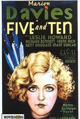 Постер фильма Пять и десять (1931)