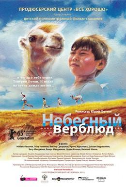 Постер фильма Небесный верблюд (2015)