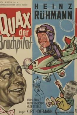 Постер фильма Квакс – незадачливый пилот (1941)