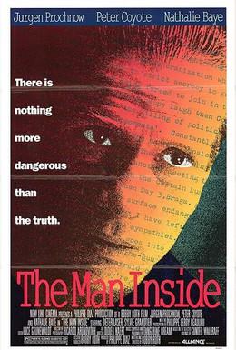 Постер фильма Человек внутри (1990)
