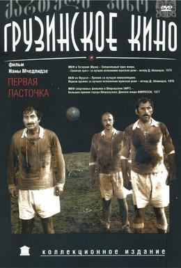 Постер фильма Первая ласточка (1975)