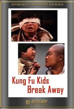 Постер фильма Мальчишки-кунгфуисты (1980)