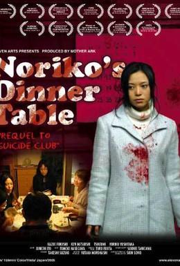 Постер фильма Обеденный столик Норико (2005)