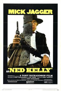 Постер фильма Нед Келли (1970)