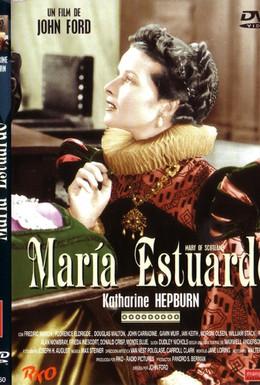 Постер фильма Мария Шотландская (1936)