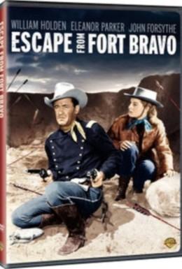 Постер фильма Побег из Форта Браво (1953)