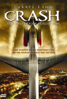 Постер фильма Ошибка пилота: Тайна рейса 1501 (1990)