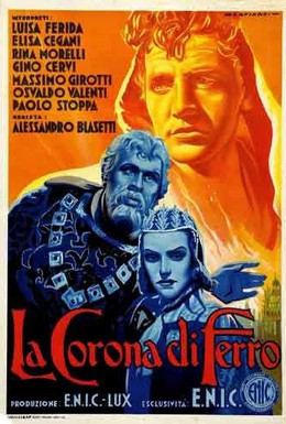 Постер фильма Железная корона (1941)