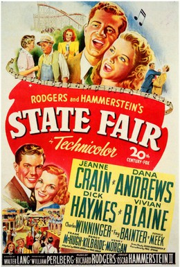 Постер фильма Ярмарка (1945)