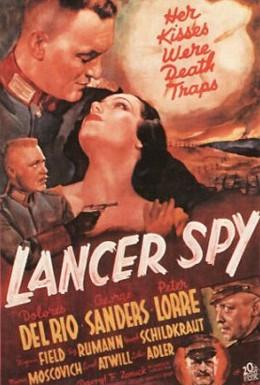 Постер фильма Шпион с моноклем (1937)