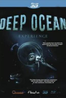 Постер фильма Глубокий Океан. Впечатление в 3Д (2011)