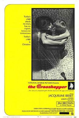 Постер фильма Кузнечик (1970)