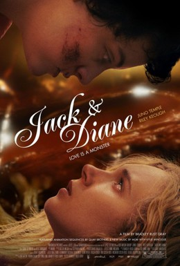 Постер фильма Джек и Дайан (2012)