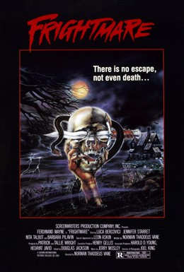 Постер фильма Кошмар (1983)