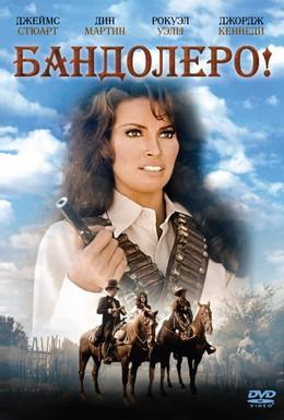 Постер фильма Бандолеро! (1968)