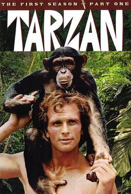 Постер фильма Тарзан (1966)