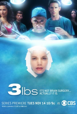 Постер фильма 3 Фунта (2006)