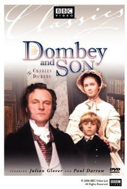 Постер фильма Домби и сын (1983)