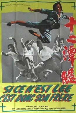 Постер фильма 12 ударов (1979)