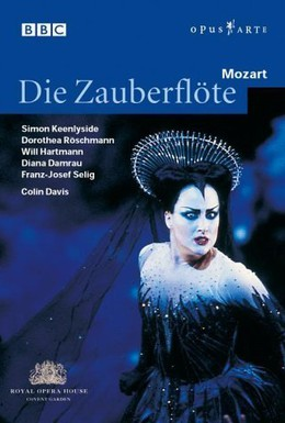 Постер фильма Волшебная флейта (2003)