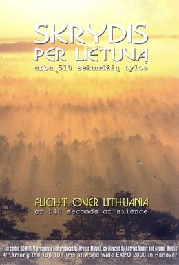 Постер фильма Полет над Литвой, или 510 секунд тишины (2000)