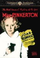 Мисс Пинкертон (1932)