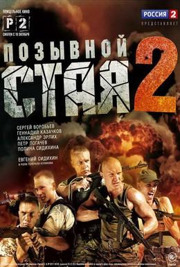 Постер фильма Позывной Стая 2 (2014)