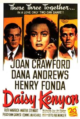 Постер фильма Дэйзи Кеньон (1947)