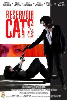 Постер фильма Бешеные кошки (2011)