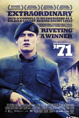 Постер фильма 71 (2014)