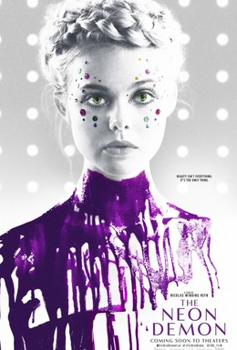 Постер фильма Неоновый демон (2016)