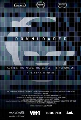 Постер фильма Скачано (2013)