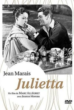 Постер фильма Жюльетта (1953)