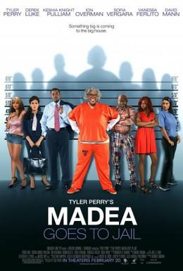 Постер фильма Мэдея в тюрьме (2009)
