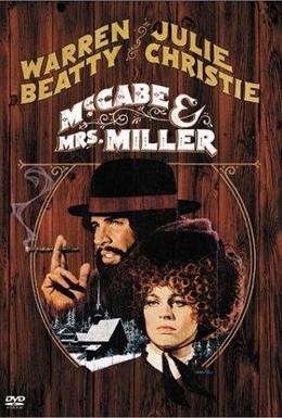 Постер фильма МакКейб и миссис Миллер (1971)