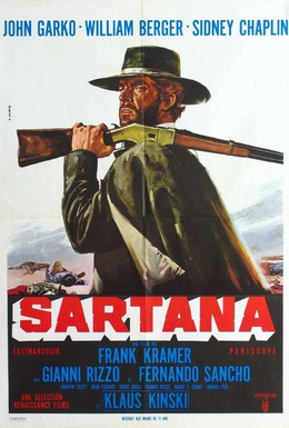 Постер фильма Если встретился с Сартаной, молись о смерти (1968)