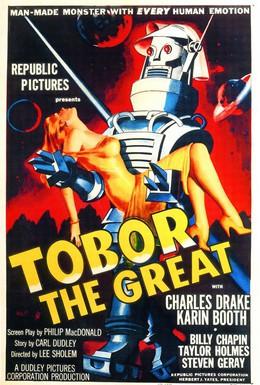 Постер фильма Тобор Великий (1954)