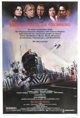 Постер фильма Перевал Кассандры (1976)