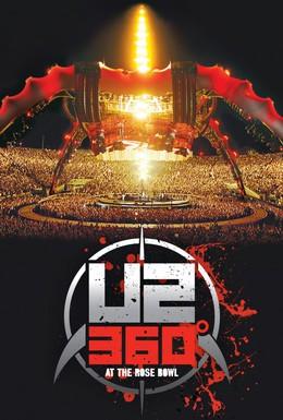 Постер фильма U2 - 360 градусов (2010)