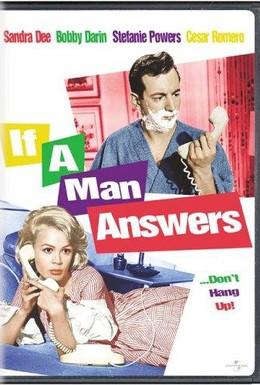 Постер фильма Если отвечает мужчина (1962)