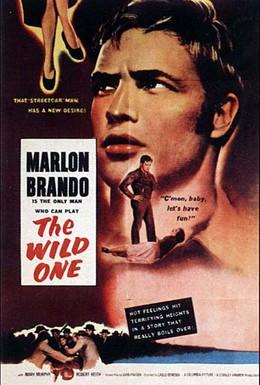 Постер фильма Дикарь (1953)