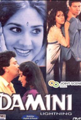 Постер фильма Свидетельница (1993)