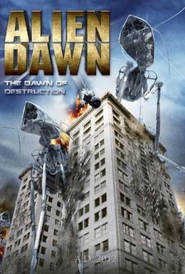 Постер фильма Чужеродный рассвет (2012)